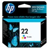 Tinta HP C9352AE 3color No.22