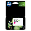 Tinta HP CD973AE magenta No. 920XL.