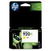 Tinta HP CD974AE yellow No. 920XL.