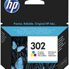 Tinta HP F6U65AE tri color 302