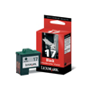 Tinta Lexmark 10NX217E br.17 crna (higher yield)